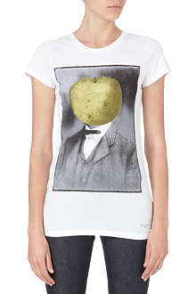 PAUL BY PAUL SMITH Apple head t-shirt