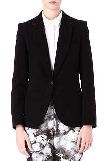 PAUL BY PAUL SMITH Moleskin blazer
