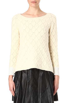 PAUL BY PAUL SMITH Angora-blend jumper