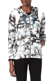 PAUL BY PAUL SMITH Rose-print hoody