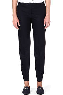 PAUL SMITH BLACK Slim-leg trousers