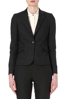 PAUL SMITH BLACK Single-breasted blazer