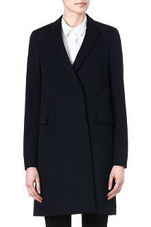 PAUL SMITH BLACK Double-breasted coat
