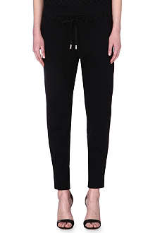 PAUL BY PAUL SMITH Jersey jogging bottoms