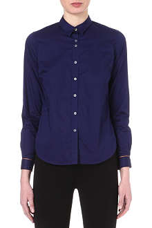 PAUL BY PAUL SMITH Classic swirl cuff shirt