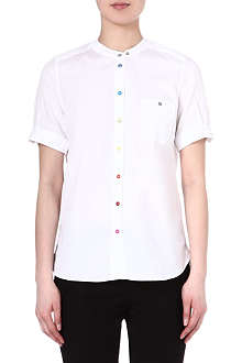 PAUL BY PAUL SMITH Multicoloured button shirt