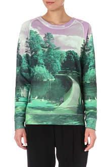 PAUL BY PAUL SMITH Landscape sweatshirt