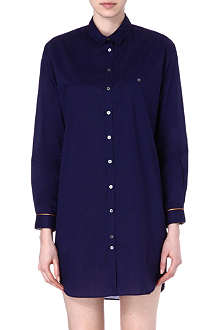 PAUL BY PAUL SMITH Striped-cuff shirt dress
