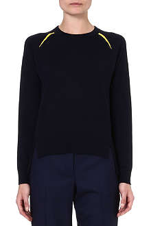 PAUL SMITH BLACK Merino wool jumper