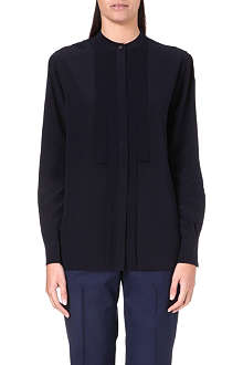 PAUL SMITH BLACK Silk shirt