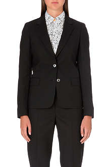 PAUL SMITH BLACK Classic two-button blazer