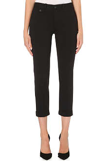 PAUL SMITH PAUL Milano cropped trousers