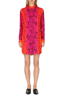 PAUL SMITH PAUL Graphic Rose printed dress