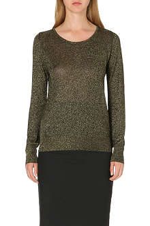 PAUL SMITH MAINLINE Lurex jumper