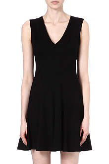 PAUL SMITH BLACK Jersey dress