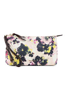 PAUL SMITH ACCESSORIES Floral pouch