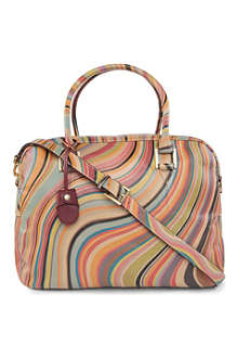 PAUL SMITH ACCESSORIES Swirl bowling bag