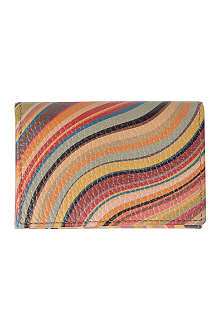 PAUL SMITH ACCESSORIES Leather credit card case
