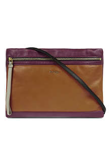 PAUL SMITH ACCESSORIES Hero shoulder clutch bag