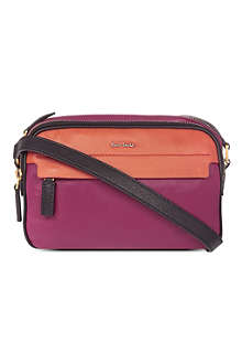 PAUL SMITH ACCESSORIES Hero leather cross-body bag