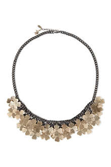 PAUL SMITH ACCESSORIES Clover necklace