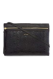 PAUL SMITH ACCESSORIES Woven cross-body bag