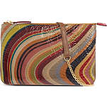 PAUL SMITH ACCESSORIES Chain swirl cross-body bag
