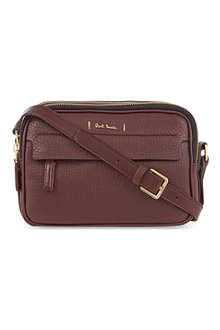 PAUL SMITH ACCESSORIES Star leather shoulder bag