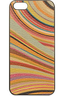 PAUL SMITH ACCESSORIES Swirl iPhone 5 case