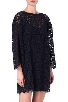 VALENTINO Lace tunic dress