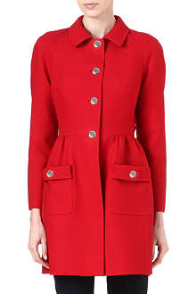 VALENTINO Button-detailed coat