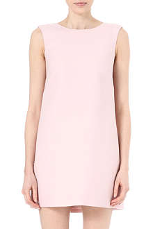VALENTINO Split-back shift dress