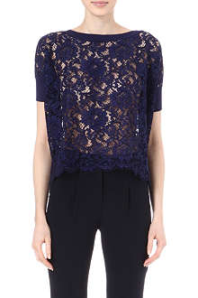 VALENTINO Lace top