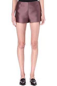 VALENTINO Satin shorts