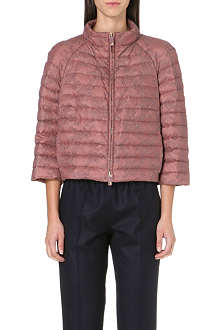 VALENTINO Quilted silk jacket