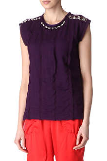 LANVIN Embellished top
