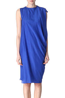 LANVIN Asymmetric draped dress