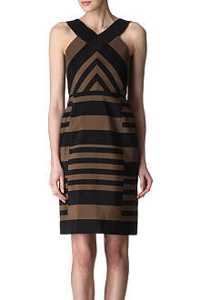 LANVIN Striped dress