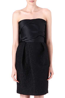 LANVIN Bustier big bow dress