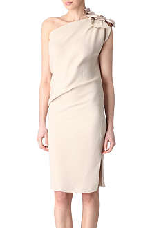 LANVIN One-shoulder dress