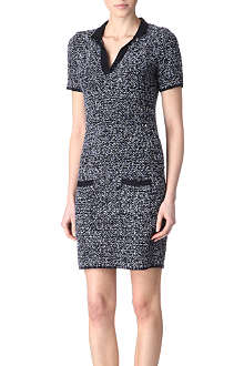 LANVIN Bouclé dress