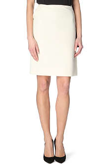 LANVIN Bow-side pencil skirt