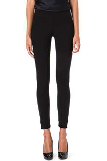 LANVIN Panelled-detail leggings