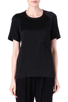 LANVIN Satin top