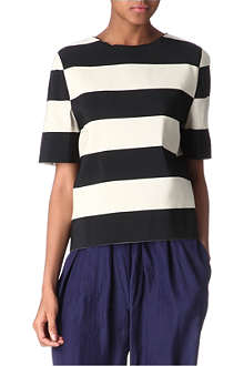 LANVIN Striped top