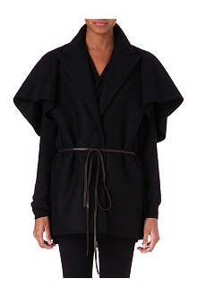 LANVIN Cape jacket