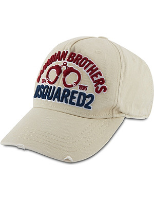 D SQUARED Handcuff cap