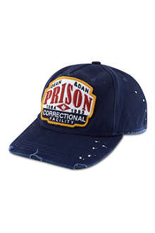 D SQUARED Prison correctional facility cap