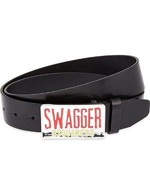 D SQUARED Swagger belt