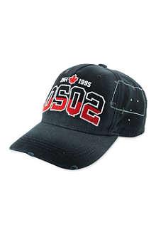 D SQUARED Baseball cap